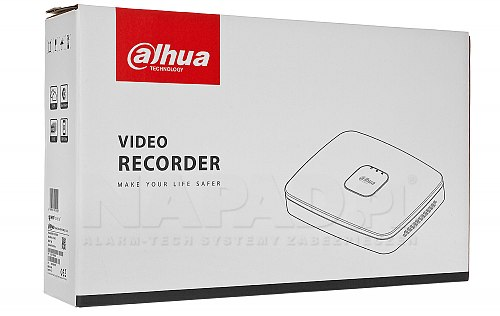 Opakowanie rejestratora sieciowego DHI-NVR4108-8P-4KS2