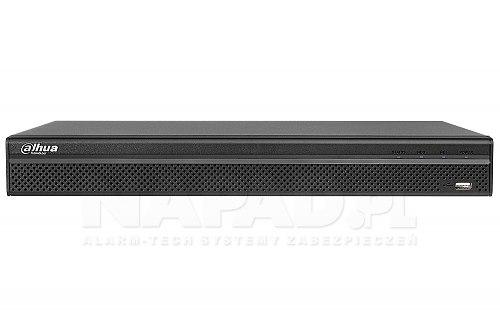 Sieciowy rejestrator DHI-NVR4216-4KS2 / DHI-NVR4216-16P-4KS2 Dahua