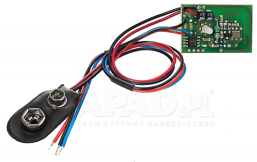 Miniaturowy dwukanałowy nadajnik MTX