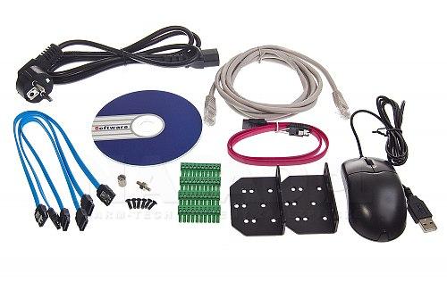 Akcesoria rejestratora DH-NVR5464-4KS2 / DH-NVR5464-16P-4KS2E