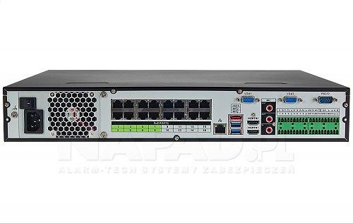 Rejestrator IP Dahua NVR5464-16P-4KS2E