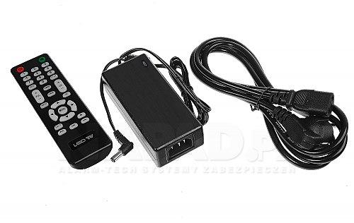 PX-M22 - Monitor LED do telewizji przemysłowej z certyfikatem 24/7