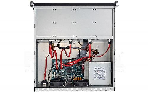 PX NVR12858H - NVR 16x HDD 10TB, RAID