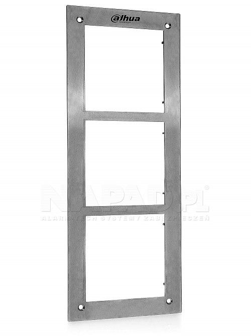 Ramka montażowa Dahua VTOF003