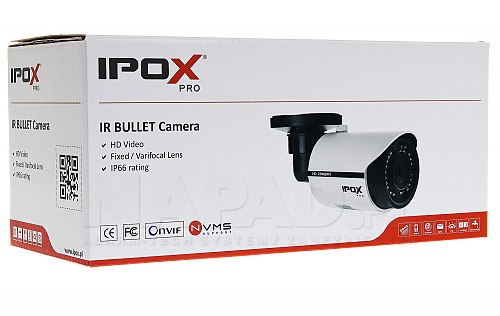 PX TVH2036SL - kamera AHD / CVI / TVI / CVBS