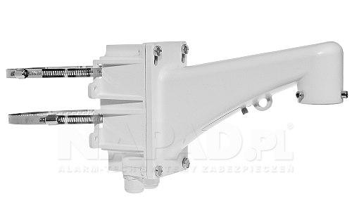 IPOX JB 502 praktyczny uchwyt ścienny/do słupa