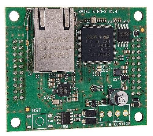 Moduł ethernetowy do komunikatora GSM-X-ETH