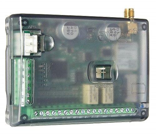 Uniwersalny moduł monitorujący GPRS-A Satel