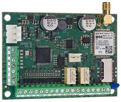 Uniwersalny moduł monitorujący GPRS-A