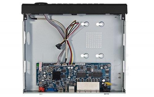 PX-NVR0851H-P8 - NVR ze switchem PoE