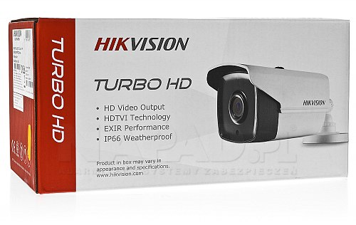 Hikvision TurboHD z diodami Black Glass