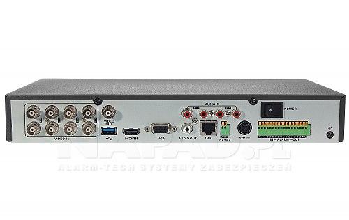Rejestrator TVI DS-7208HUHI K1
