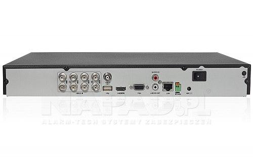 Rejestrator Hikvision DS-7208HQHI-K2/P