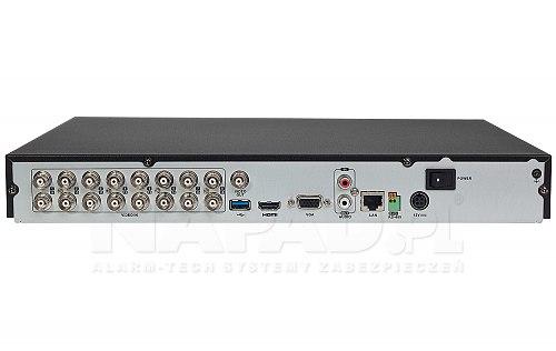 Rejestrator Hikvision DS-7216HQHI-K2