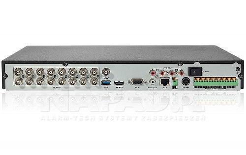 DS7216HQHIK2/A rejestrator szesnasto-kanałowy