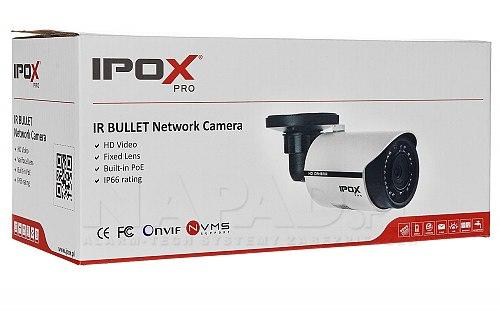 PX-TVIP2036-P - megapikselowa kamera IPOX