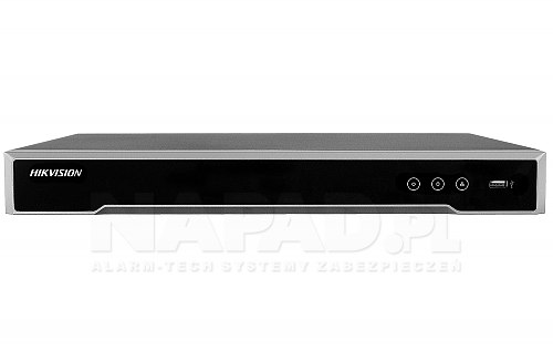 Rejestrator sieciowy Hikvision DS-7616NI-I2