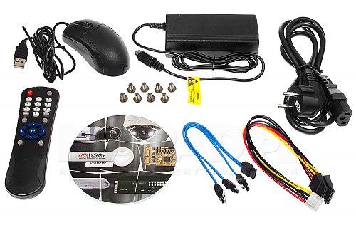 Rejestrator 4K DS-7616NI-I2