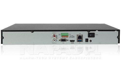 DS 7616NI I2 - sieciowy rejestrator 16-ch