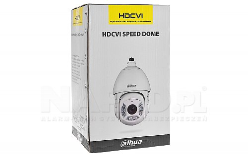 Opakowanie kamery Dahua DH SD6C230I HC