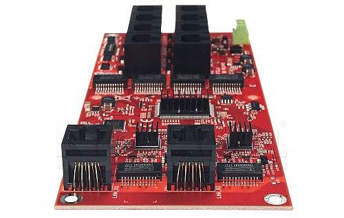 Niezarządzalny switch  xPoE-10-20-OF