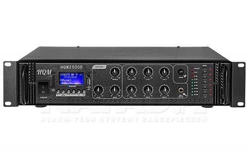 Wzmacniacz radiowęzłowy HQM2500B 500W
