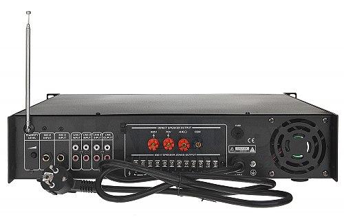 Wzmacniacz PA HQM2500B 500W
