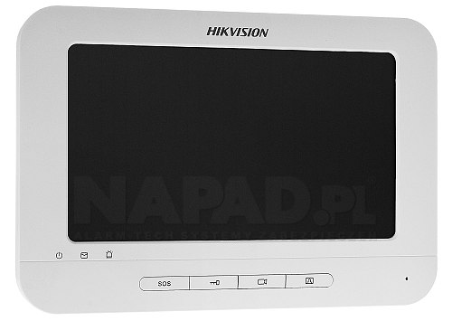 Monitor do wideodomofonu Hikvision DS-KH6310 / DS-KH6310-W