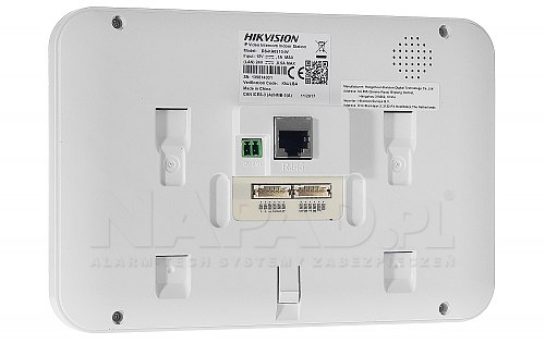Panel wideodomofonu Hikvision DS-KH6310(-W)