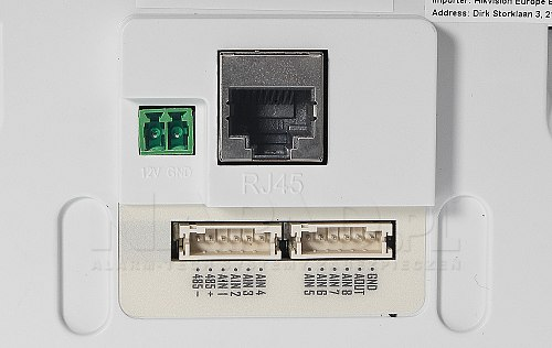 DS KH6310 / DS KH6310 W - system wideodomonów Hikvision