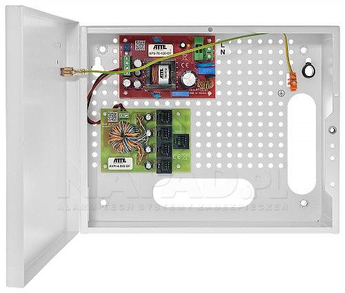 System do transmisji wideo i zasilania AN-4-ISO-E