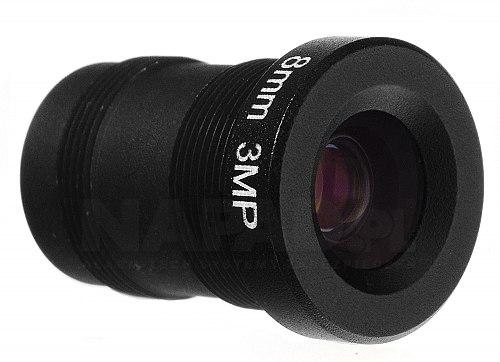 Obiektyw megapikselowy M12 MINI 8mm