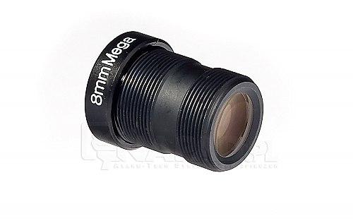 Obiektyw megapikselowy MINI 8 mm