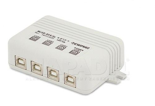 Przedłużacz myszy USB MUSB-RX/So4