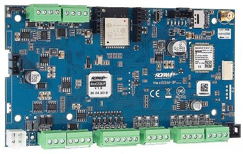 Centrala alarmowa z GSM i WiFi NeoGSM-IP