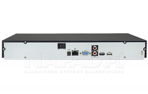 Rejestrator IP Dahua NVR2204-S2