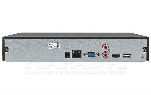 Rejestrator CCTV Dahua Lite NVR2108HS4KS2
