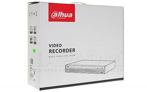 Opakowanie rejestratora CCTV Dahua NVR2108HS-8P-4KS2