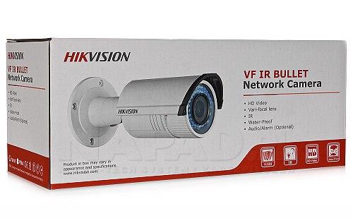 Nowoczesna kamera sieciowa Hikvision