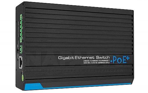 Switch 4 PoE IPOX SW4G-P150-U2GL2