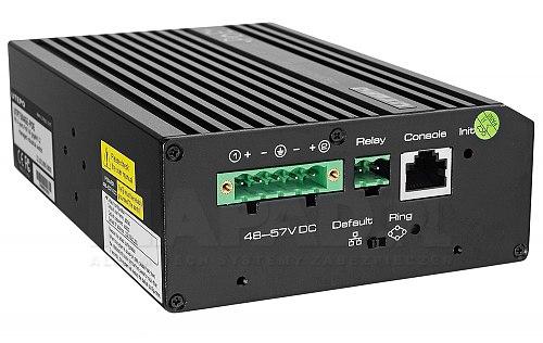 Zarządzalny przełącznik sieciowy UTP7304GEPOE