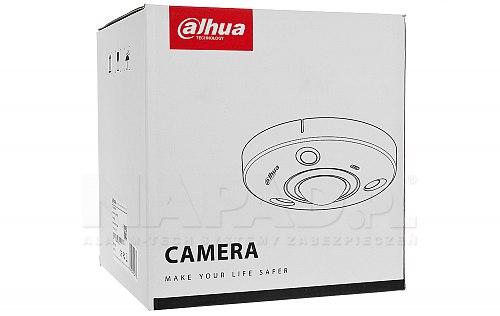 Opakowanie kamery Fisheye DH IPC EBW8630P