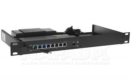 Switch 8-portowy IPOX PX-SW8-SP60-U1 Rack