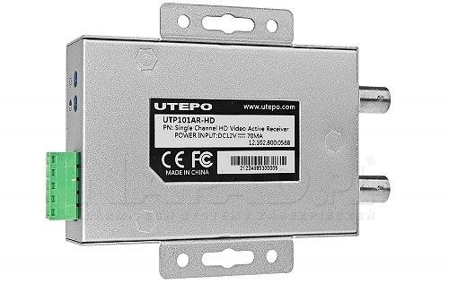 UTP101AR-HD - transmisja AHD CVI TVI Analog