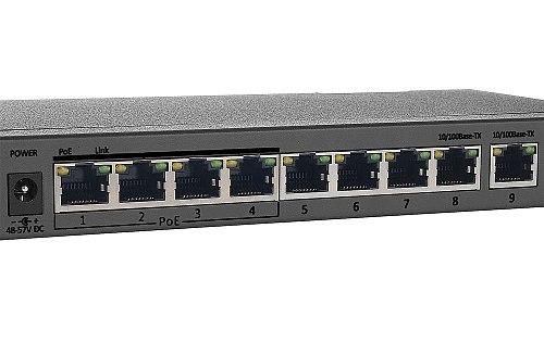 IPOX 8 portowy switch