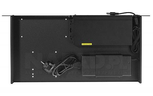 Przełącznik sieciowy PoE IPOX PX SW8 TP60 U1