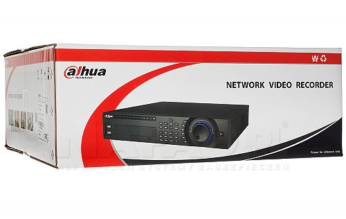 Opakowanie rejestratora Dahua DH-NVR4832
