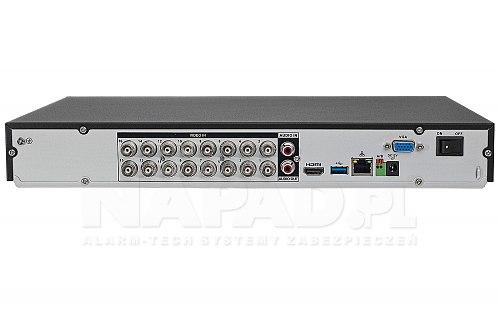 Rejestrator Penta-brid Dahua XVR5216AN4KLX