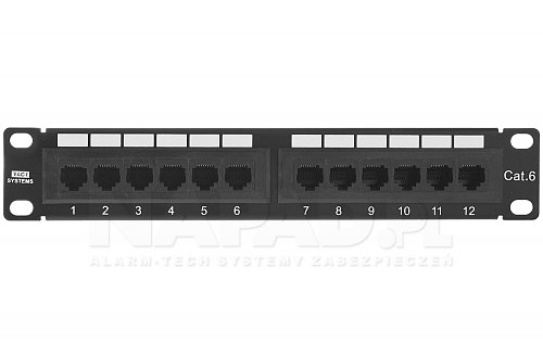 Rack Systems patch panel 10 cali