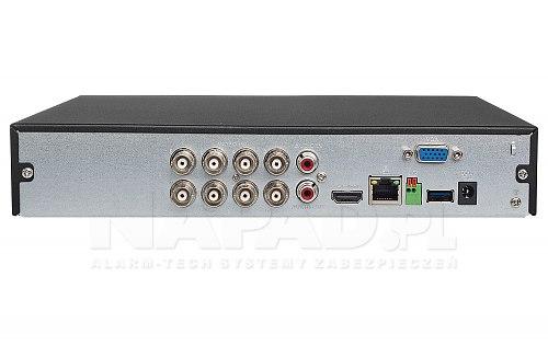 Rejestrator wielosystemowy Dahua DH-XVR5108HS-4KL-X